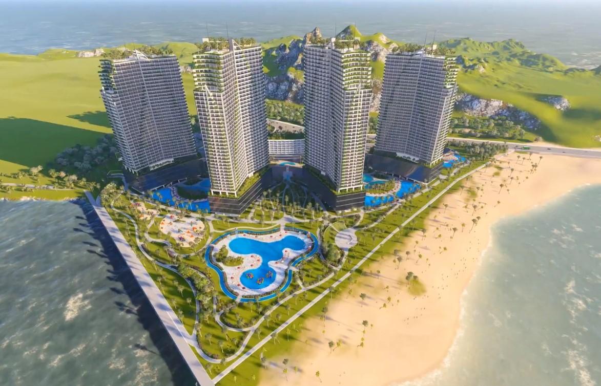 Khu phức hợp Ninh Chữ Sailing Bay
