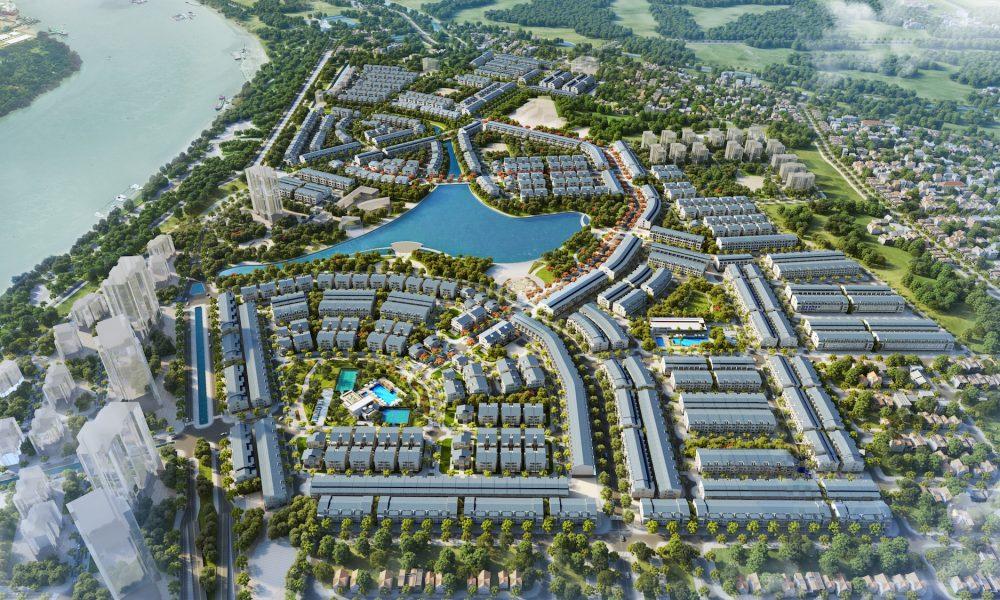 Khu đô thị Ecopark Hải Dương