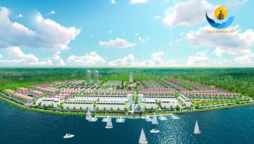 Khu đô thị Coco Sunrise City Quảng Nam