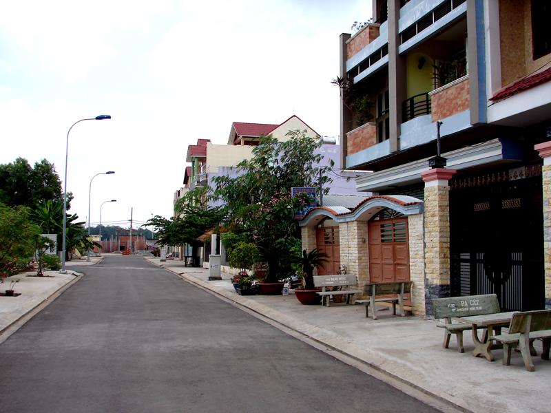 Khu dân cư và tiện ích xung quanh dự án đất nền Lake View Town