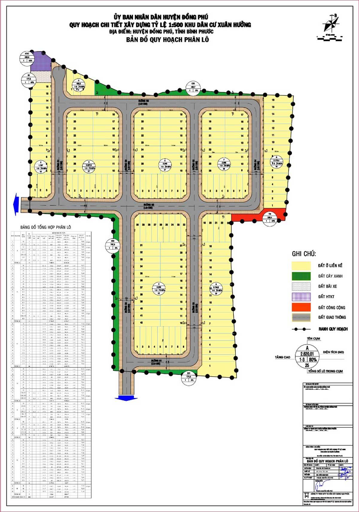 Khu dân cư Đồng Phú Mall Center Bình Phước