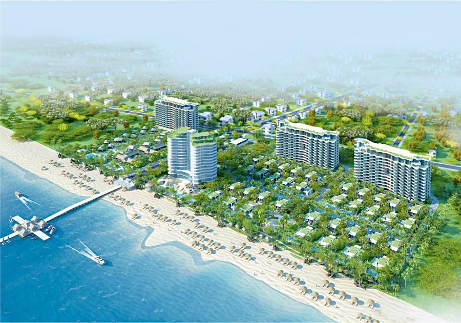 Dự án Blue Sapphire Resort Vũng Tàu