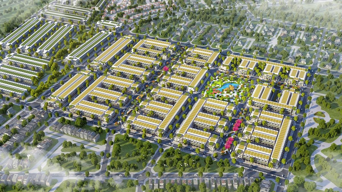 Khu đô thị KVG The Capella Garden Nha Trang