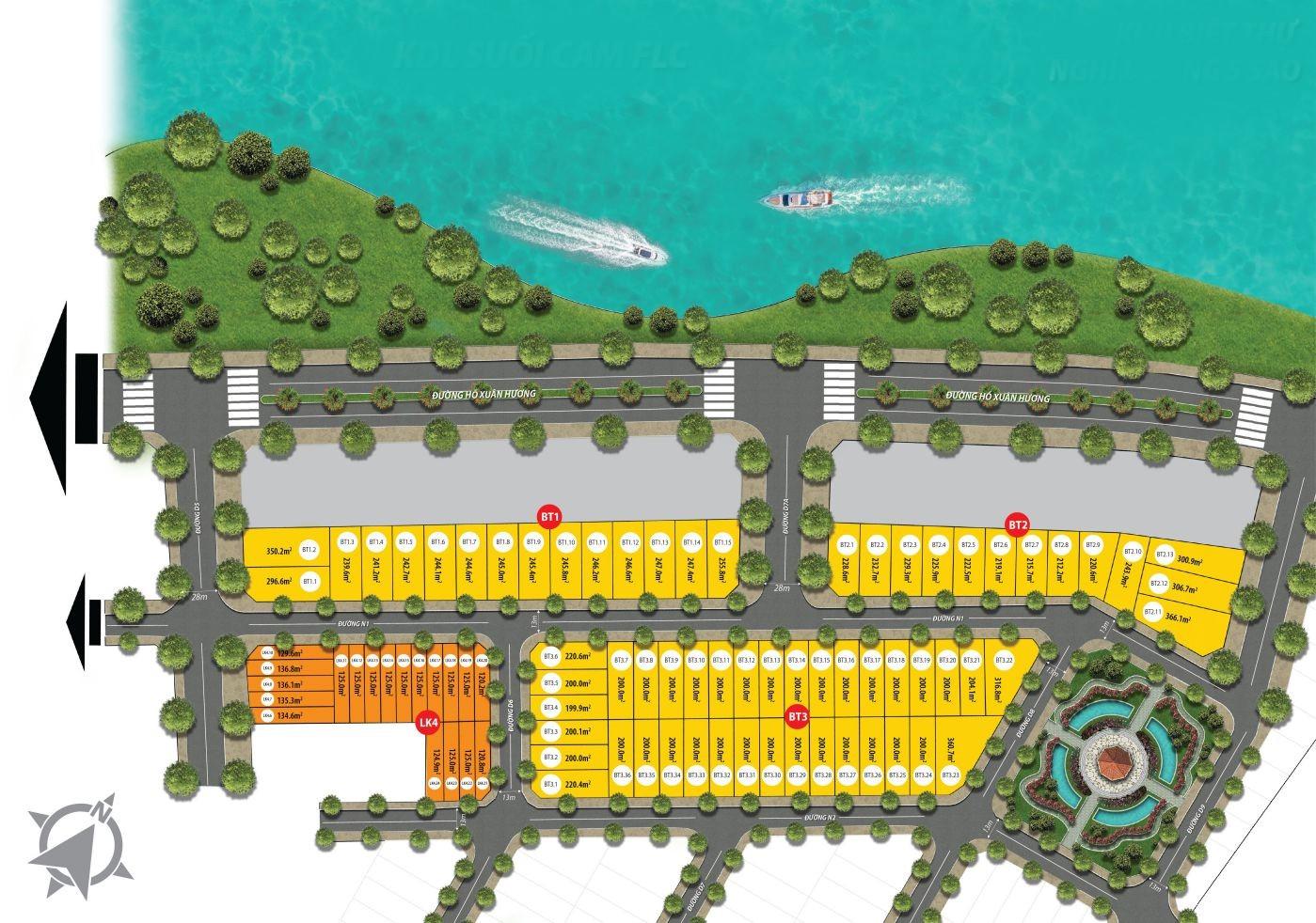 Khu đô thị Phú Thịnh Center City Bình Phước