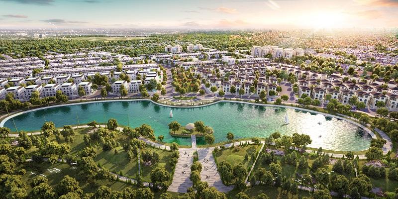 Khu đô thị Eco City Premia Buôn Ma Thuột