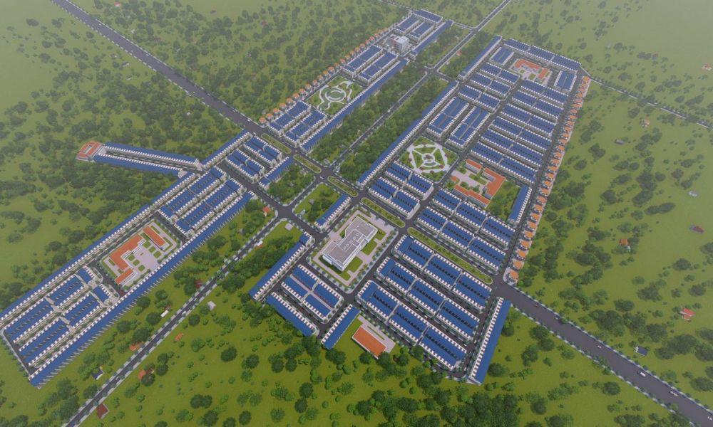 Khu đô thị Phúc Hưng Golden Bình Phước