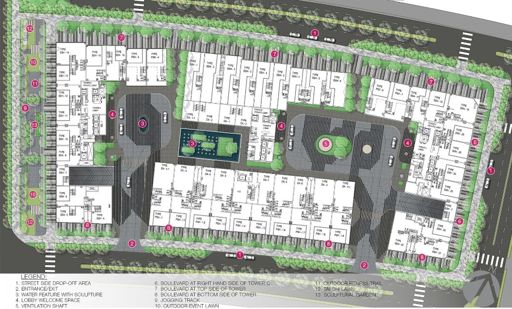Tiện ích dự án The Metropole Thủ Thiêm Quận 2