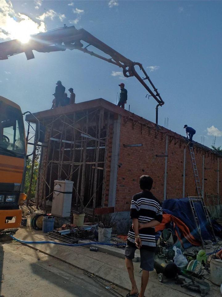 Ảnh thực tế dự án khu nhà ở Nam An Củ Chi