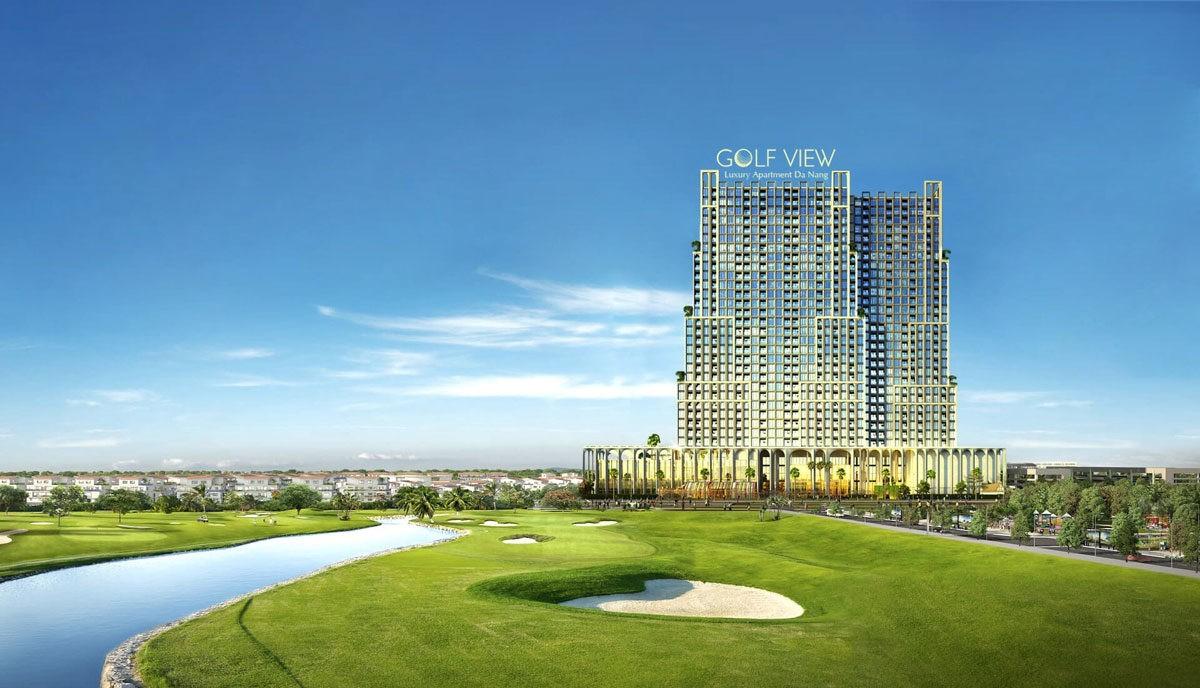 Căn hộ Golf View Luxury Apartment Đà Nẵng