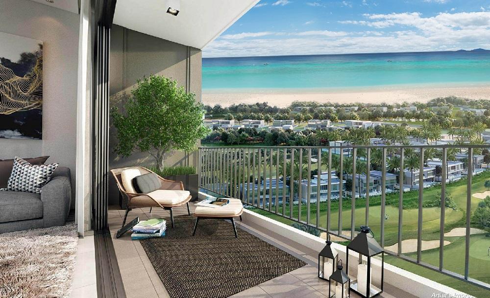 Phối cảnh căn hộ Golf View Luxury Apartment Đà Nẵng