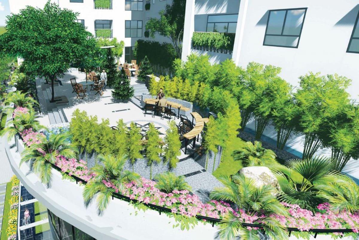 Tiện ích căn hộ Royal Park Riverside Quận 8