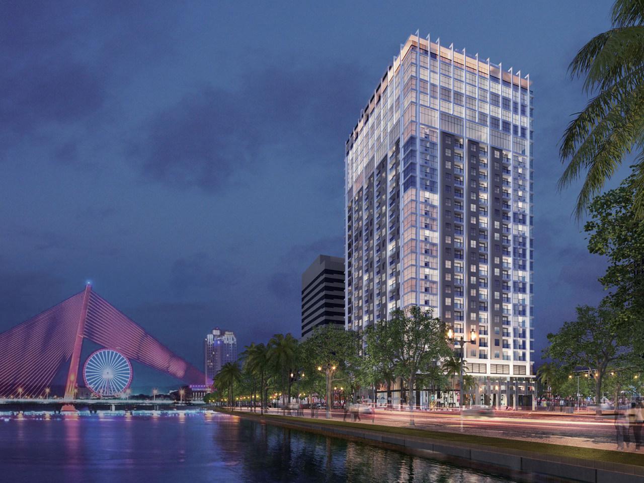 Căn hộ Nagomi Waterfront Tower Đà Nẵng