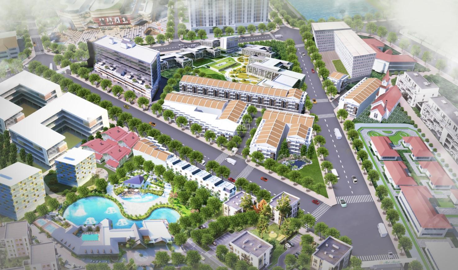 Đất nền Rich Paradise Bình Tân