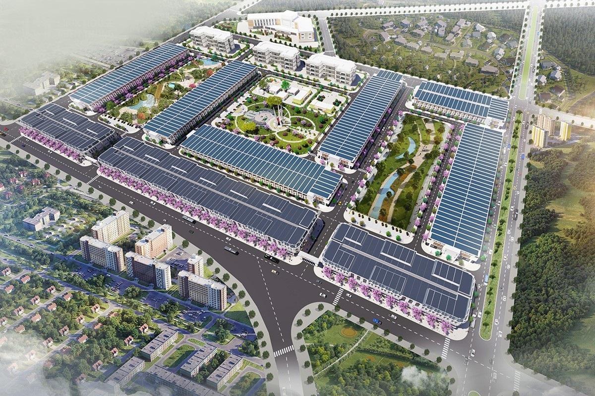 Khu đô thị Flame City Buôn Ma Thuột