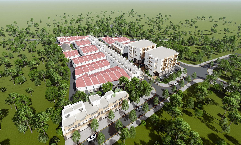 Khu nhà ở xã hội Cam Ranh