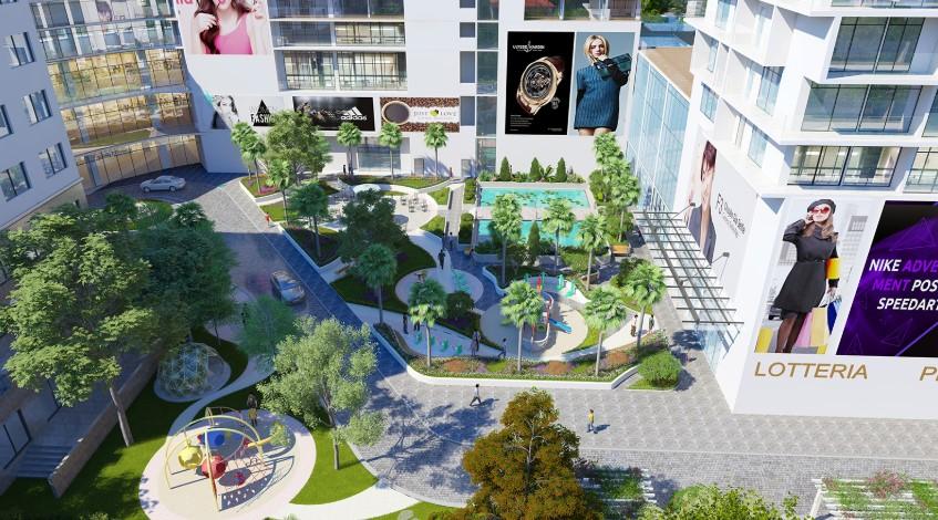 Tiện ích dự án căn hộ CSJ Tower Vũng Tàu