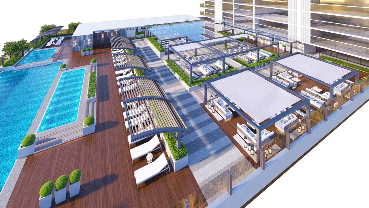 Tiện ích căn hộ khách sạn CSJ Tower Vũng Tàu