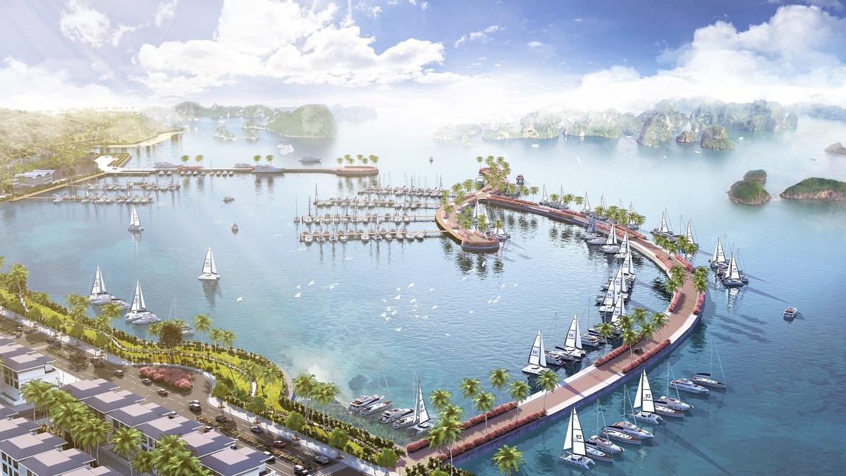 Tiện ích khu đô thị Green Dragon City Quảng Ninh
