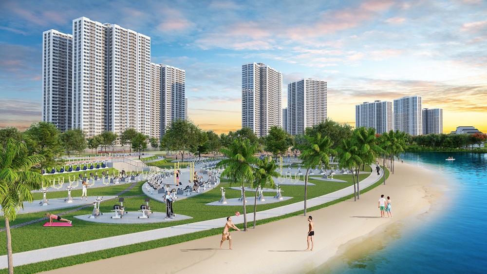 Tiện ích khu đô thị Vinhomes Smart City Nam Từ Liêm
