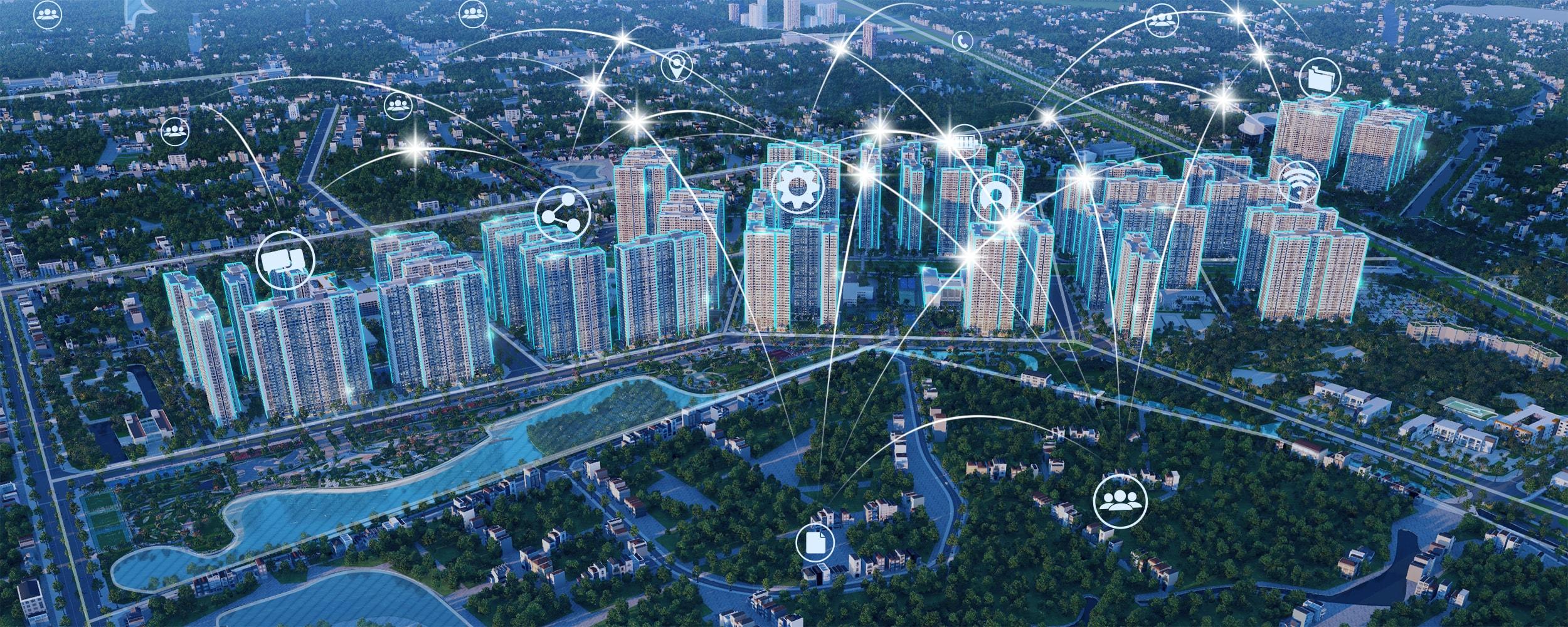 Khu đô thị Vinhomes Smart City Tây Mỗ Đại Mỗ