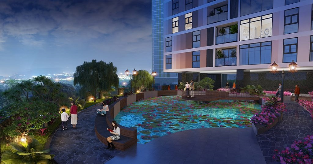 Tiện ích căn hộ HPC Landmark 105 Hà Đông