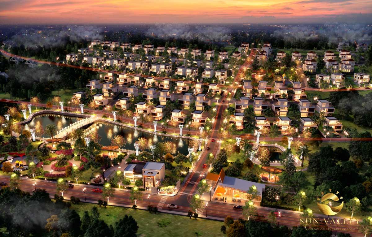 Đất nền Bảo Lộc Sun Valley Lâm Đồng
