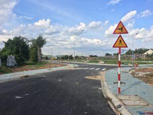 Ảnh thực tế dự án đất nền Florence Resident Thuận An