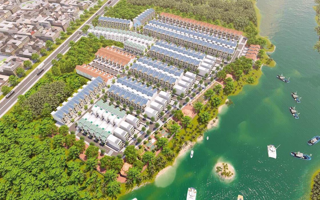Khu dân cư An Phước Riverside Bình Thuận