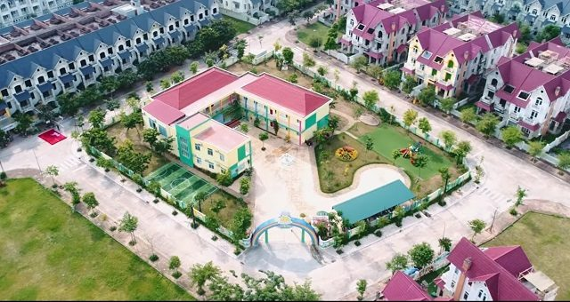 Khu đô thị Geleximco Lê Trọng Tấn Hà Nội