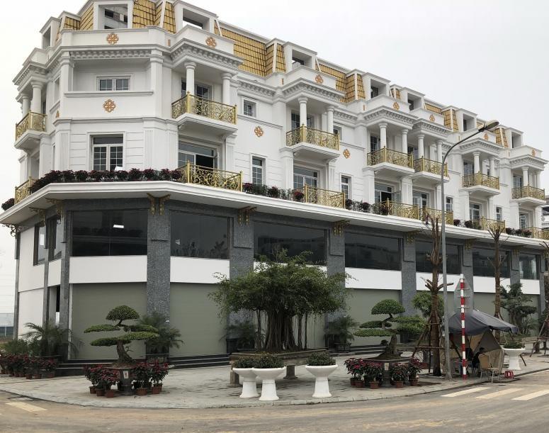 Phân khu biệt thự Geleximco Lê Trọng Tấn