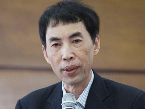 TS. Võ Trí Thành, nguyên Viện trưởng Viện Quản lý kinh tế Trung ương (CIEM)