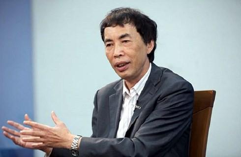 TS. Võ Trí Thành, nguyên Phó Viện trưởng Viện Quản lý kinh tế Trung ương
