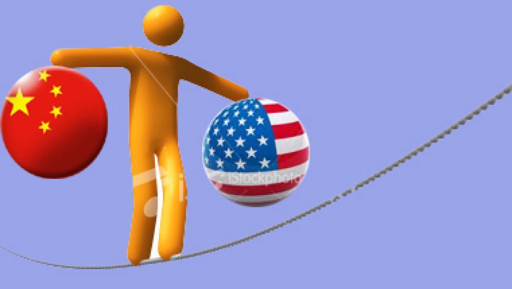 Từ Asanzo đến việc chênh lệch cân thương mại Việt – Mỹ Từ Asanzo đến việc chênh lệch cân thương mại Việt – Mỹ stockphoto 1561797518