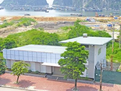 Dự án khu Trung tâm Thương mại và Văn phòng của Tập đoàn Dầu khí (PVN) tại khu vực Cột đồng hồ, TP Hạ Long vừa bị UBND tỉnh Quảng Ninh thu hồi vì chậm đầu tư so với cam kết