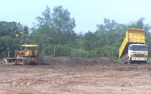 Giao đất dịch vụ cho dân tại Hà Nội chỉ đạt... 7%