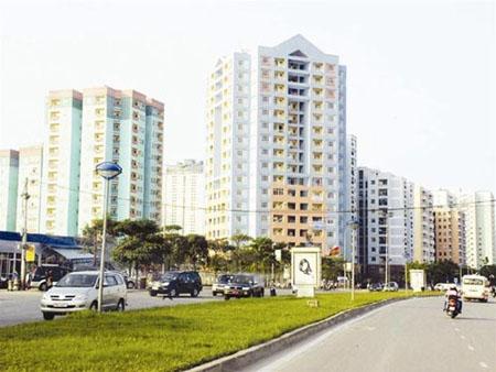Đón xu hướng mới của bất động sản