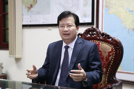 Bộ trưởng bộ Xây dựng Trịnh Đình Dũng khẳng định năm nay thị trường bất động sản sẽ khởi sắc