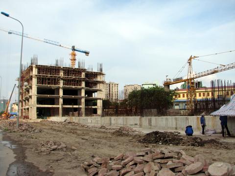 Ma trận tồn kho bất động sản ở Hà Nội làm thị trường bất động sản bị đánh giá sai lệch. Ảnh: Hoàng Lan