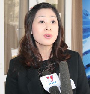 Bà Nguyễn Thu Hoài