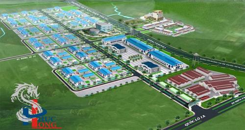 Quy hoạch khu công nghiệp Phúc Long