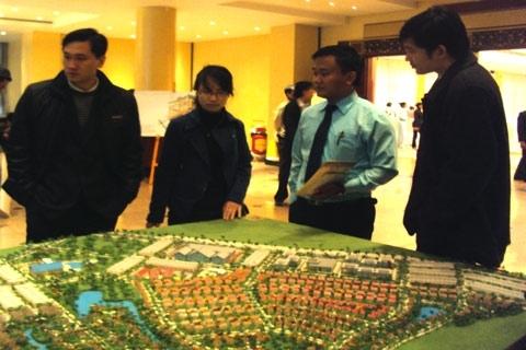thị trường, bất động sản, thưởng tết, sàn giao dịch, đại gia, địa ốc
