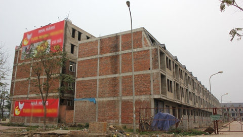 khu đô thị, Lê Văn Lương, biệt thự, liền kề, bất động sản, kinh doanh, nhà hàng, thị trường