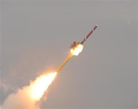 Hàn Quốc triển khai tên lửa hành trình mục tiêu Triều Tiên