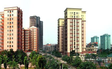 Sẽ có quy định mới về quản lý, đầu tư khu đô thị mới.Ảnh: Bá Hoạt