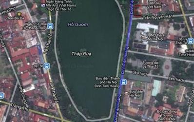 nhà ga c9, Hồ Gươm, quy hoạch đô thị, giao thông, du lịch