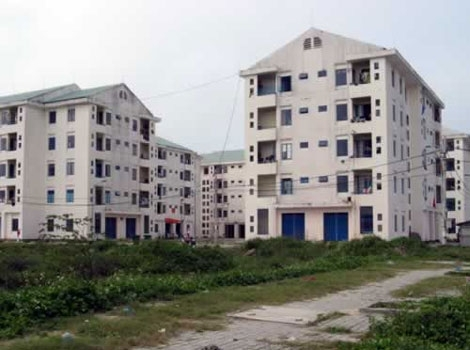 nhà xã hội, bất động sản, Hà Nội