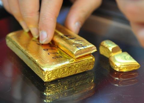 Sáng mai, Ngân hàng Nhà nước sẽ tung ra lượng vàng đấu thầu lớn nhất từ trước đến nay. Ảnh: Hoàng Hà