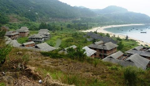 bất động sản nghỉ dưỡng, bất động sản du lịch, dự án, công ty, dự án bất động sản, dự án bỏ hoang