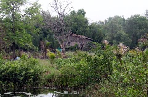 xóm Gò, bãi rác Đa Phước, Sài Gòn, bán đất
