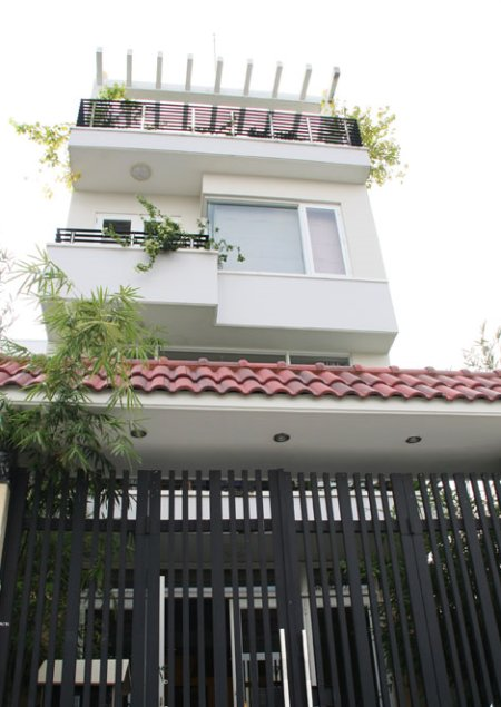 Soi nhà mát quanh năm của Tạ Minh Tâm - 1